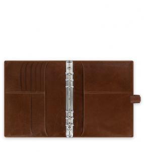 Filofax Lockwood A5 Cognac - Kalenderkungen.se