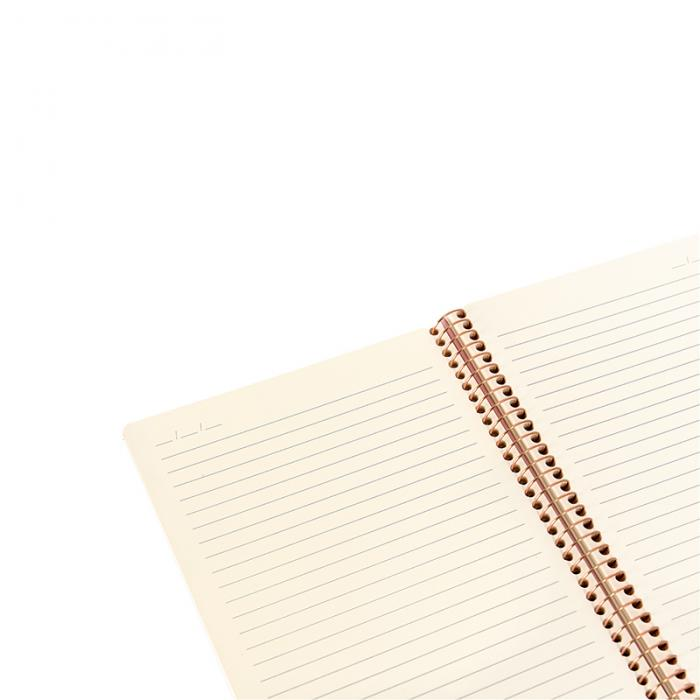 Premium Notebook A5 Cream
