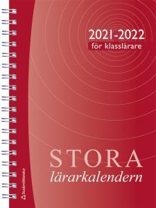 Stora lärarkalendern för klasslärare 2021-2022