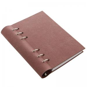 Filofax Clipbook Architexture Personal Notebook Terracotta - Kalenderkungen.se