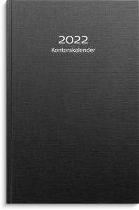 Kontorskalender refill 2022