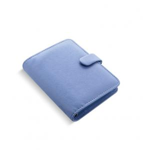 Filofax Saffiano pocket Vista Blue