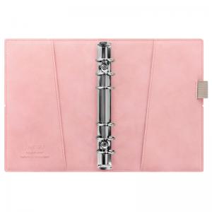 Filofax Filofax Domino Soft Personal Pale pink - Kalenderkungen.se