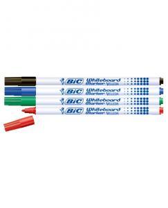 Emo Whiteboardpennor BIC 4-pack - Kalenderkungen.se