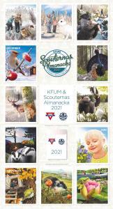 Scouternas almanacka 2021