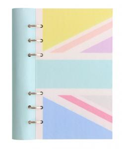 Filofax Clipbook Personal Jack Notebook Pastel
