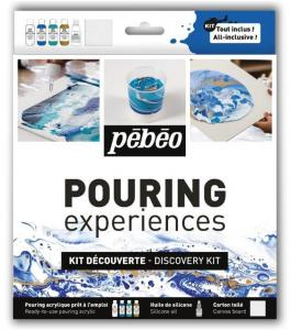 Pouringset PEBEO Discovery Kit Pouring