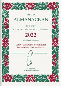 Vanliga almanackan 2022