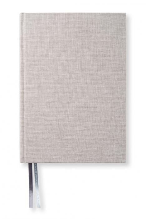 Paperstyle Olinjerad Blank Book A5 256 sidor Nature - Kalenderkungen.se