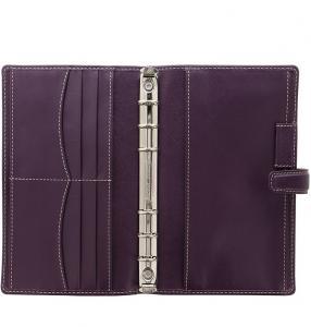 Filofax Filofax Holborn Personal COM Purple - Kalenderkungen.se