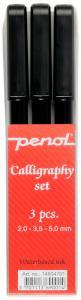 Kalligrafipenna Penol Calligraphy Set