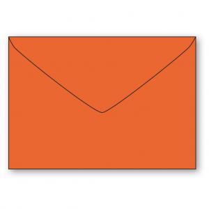 C7 Kuvert 5-pack 110g Orange