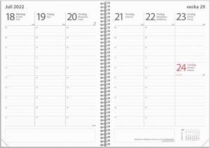 Kalender Velvet Study 2021-2022