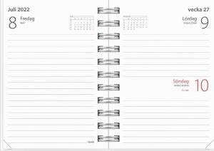 Kalender 4i1 Lilla dagboken 2021-2022