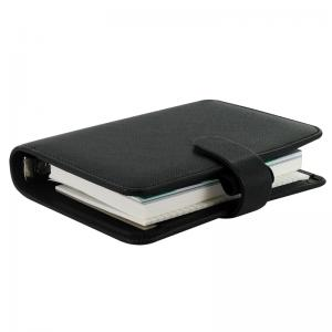 Filofax Filofax Saffiano Pocket svart - Kalenderkungen.se