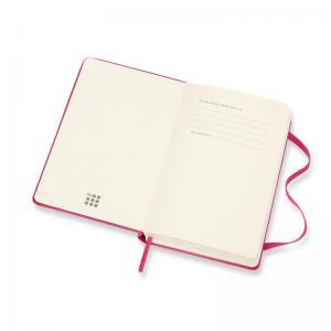 Moleskine Daily Pink Hard Pocket 2022