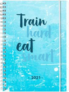 Fitness & Food Planner 2021