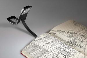 Moleskine Booklight Black
