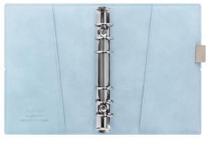 Filofax Filofax Domino Soft Personal Pale blue - Kalenderkungen.se