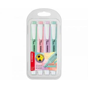 Stabilo Swing Cool 4-pack pastell