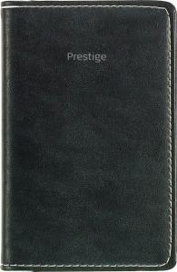 Prestige svart konstläderomslag 2021