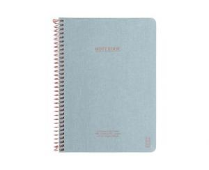 Premium Notebook A5 Dusty blue