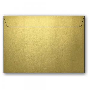 C5 Kuvert 5-pack 110g Guld