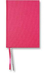 Paperstyle Olinjerad Blank Book A5 256 sidor Raspberry - Kalenderkungen.se