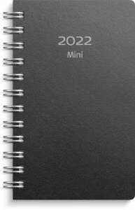 Mini svart miljökartong 2022