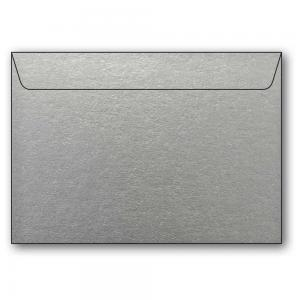 C5 Kuvert 5-pack 110g Silver