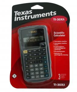 Miniräknare TI-30XA