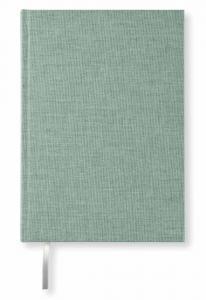 Paperstyle Olinjerad Blank Book A5 256 sidor Misty Green - Kalenderkungen.se