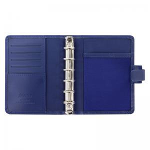Filofax Metropol Pocket Blå