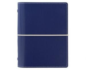 Filofax Domino pocket Navy