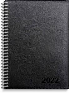 Liten Veckokalender Twist svart 2022