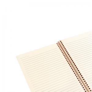 B.N.T Premium Notebook A4 Dusty pink - Kalenderkungen.se