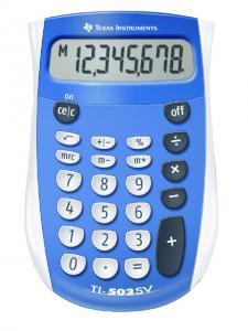 Texas Instruments Miniräknare TI-503SV - Kalenderkungen.se