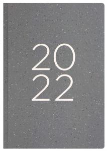 Kalender Letts Mineral A5 Slate 2022
