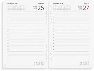 Business kalendersats Dagbok 2022