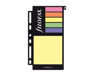 Filofax Filofax stick-on-notes till personal/A5/A4 - Kalenderkungen.se