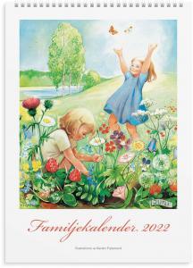 Familjekalender Kerstin Frykstrand 2022