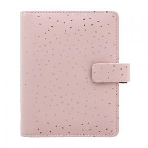 Filofax Confetti Pocket Rose Quartz