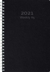 Weekly A5 refill 2021