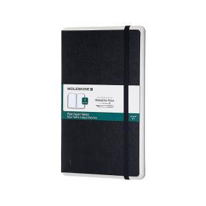 Moleskine M+ Paper Tablet Plain Large Black - Kalenderkungen.se