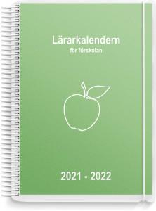 Lärarkalender förskolan 2021-2022