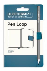 Leuchtturm Pen Loop Stone blue