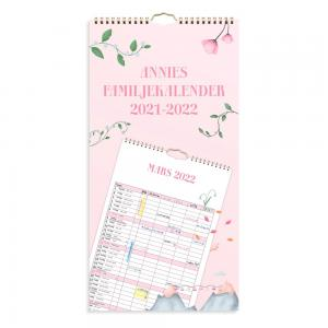 Annies Familjekalender 2021-2022