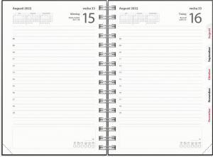 Dagbok Ottawa svart 2022