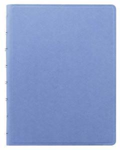 Filofax Filofax A5 Saffiano Notebook Vista Blue - Kalenderkungen.se