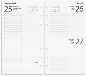 Regent kalendersats Agenda 2022